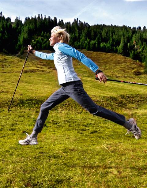 Running & Nordic Walking